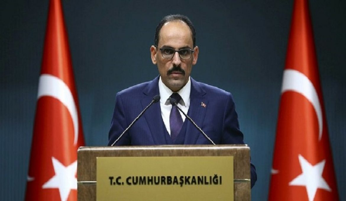 Turkey has conveyed its four-point reservation on Armenian Genocide to US