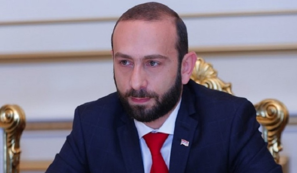 Ararat Mirzoyan to pay working visit to Russia